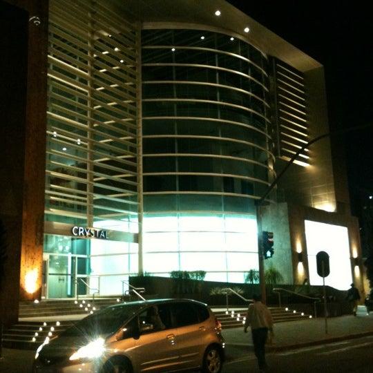 Foto tirada no(a) Shopping Crystal por Rony S. em 8/21/2012