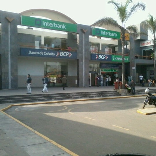 Centro Bancario Santa Anita Santa Anita Lima