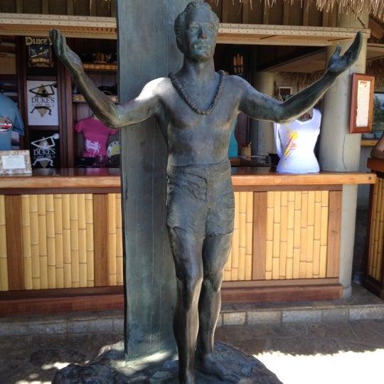 8/18/2012에 Bijan S.님이 Duke's Kauai에서 찍은 사진
