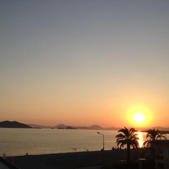 Снимок сделан в Jiva Beach Resort пользователем Mirac Efe D. 8/17/2012