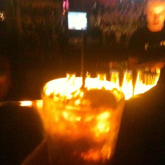 4/27/2012 tarihinde Justin V.ziyaretçi tarafından Union Cafe'de çekilen fotoğraf