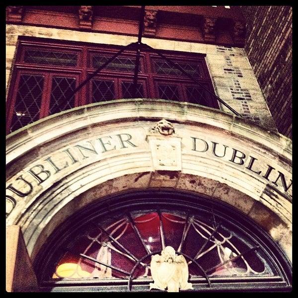 8/27/2012 tarihinde Bobby Berkziyaretçi tarafından The Dubliner'de çekilen fotoğraf