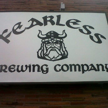 6/15/2012 tarihinde Avery J.ziyaretçi tarafından Fearless Brewing'de çekilen fotoğraf