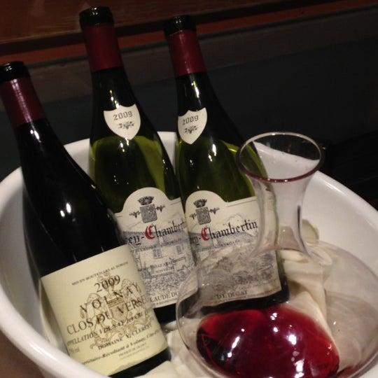 8/1/2012にLaura E.がLes Zygomates Wine Bar Bistroで撮った写真