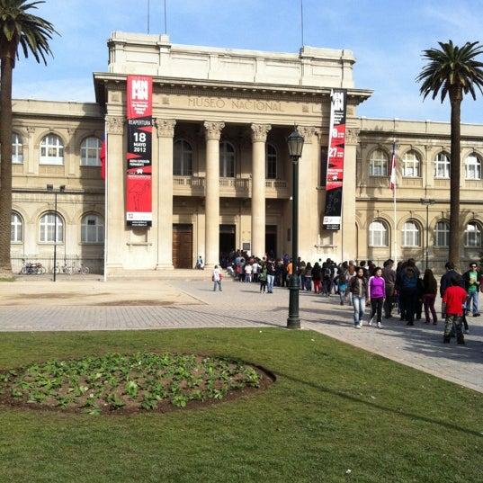 5/20/2012にCristobal S.がMuseo Nacional de Historia Naturalで撮った写真