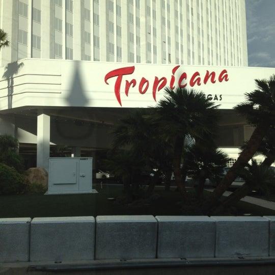 Снимок сделан в Tropicana Las Vegas пользователем 🐾 T J. 7/14/2012