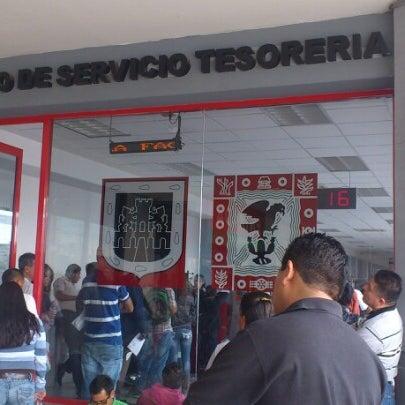 Centro De Servicio Tesoreria Iztapalapa Distrito Federal