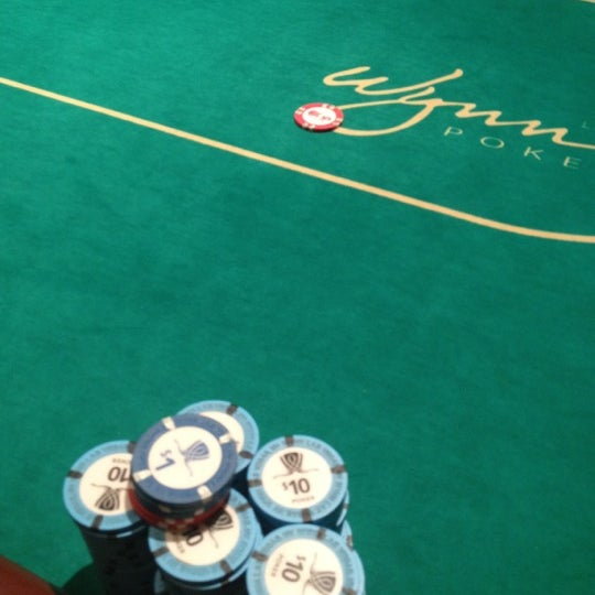 Wynn Poker Room - The Strip - 8 tips
