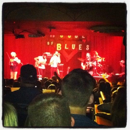 8/1/2012 tarihinde Emma B.ziyaretçi tarafından House of Blues'de çekilen fotoğraf