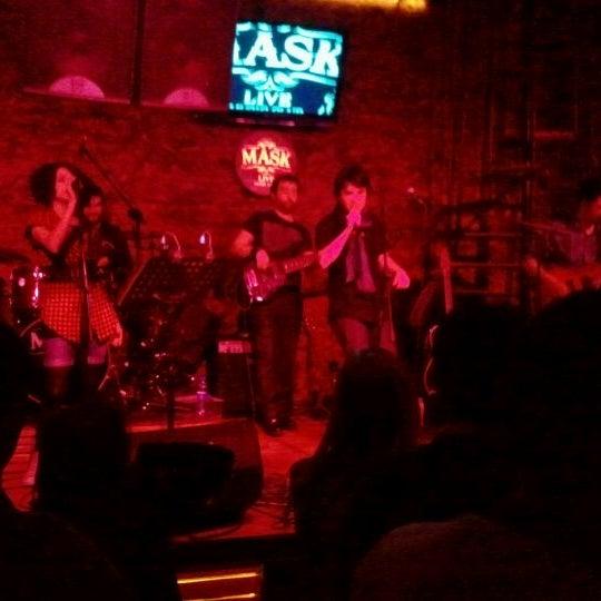Foto diambil di Mask Live Music Club oleh Sebran pada 2/3/2012