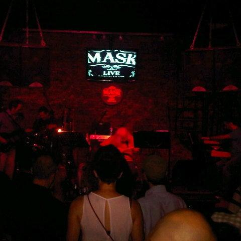 Foto diambil di Mask Live Music Club oleh Anıl A. pada 8/23/2012