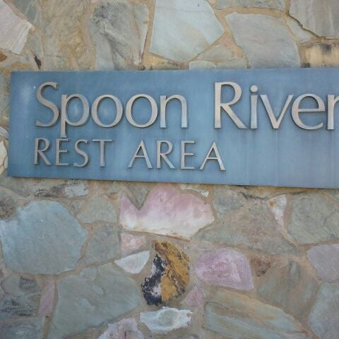 I 74 spoon river rest area