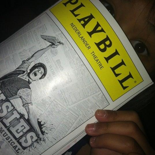 6/15/2012にNikki C.がNederlander Theatreで撮った写真
