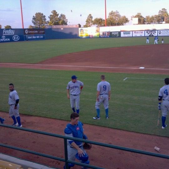 Photo prise au Cashman Field par Scott J. le8/14/2012