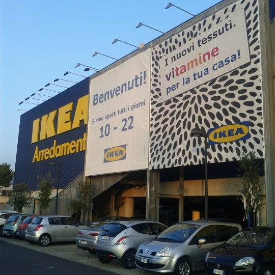 Photos At Ikea Roma Anagnina Furniture Home Store In Roma