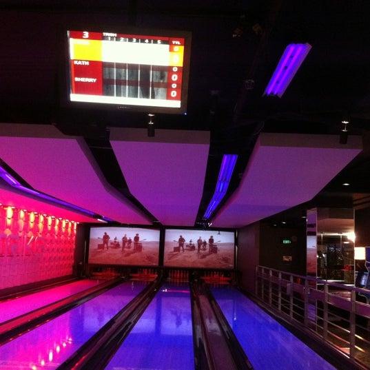 Strike Bowling Bar Melbourne Cbd 245 Little Lonsdale St