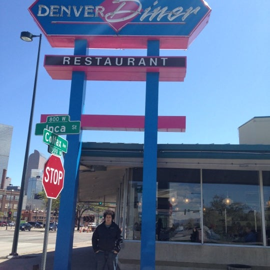 Diner In Civic Center