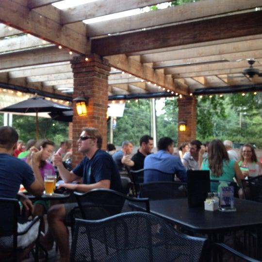 Das Foto wurde bei The Nook on Piedmont Park von Brian R. am 6/24/2012 aufgenommen