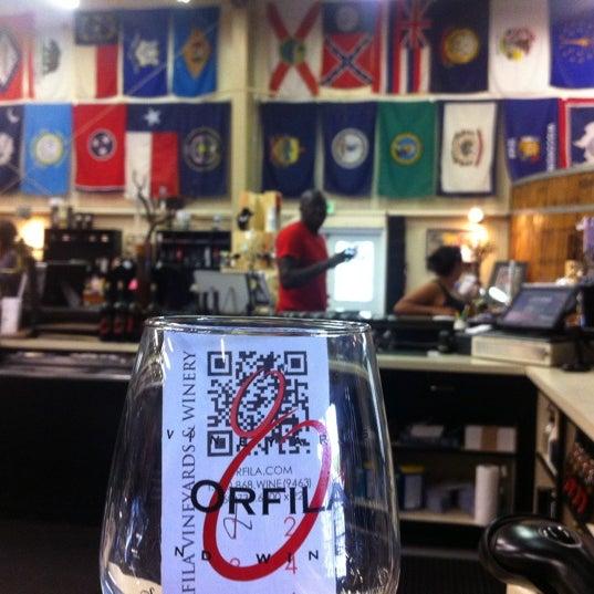 รูปภาพถ่ายที่ Orfila Vineyards and Winery โดย Armie เมื่อ 8/17/2012