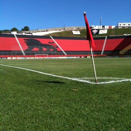 Fotos em Estádio Manoel Barradas (Barradão) - Estádio de Futebol ...