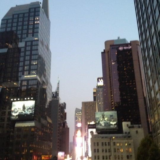 6/29/2012에 Shanta S.님이 Novotel New York Times Square에서 찍은 사진