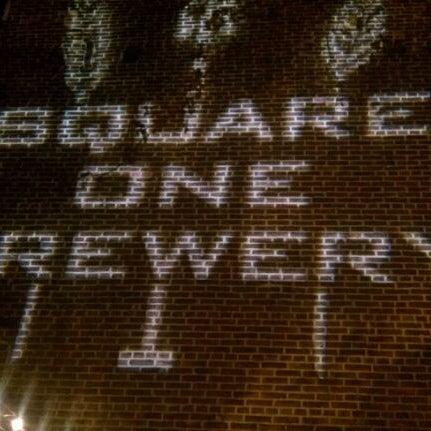 Das Foto wurde bei Square One Brewery & Distillery von Stacey F. am 3/29/2012 aufgenommen
