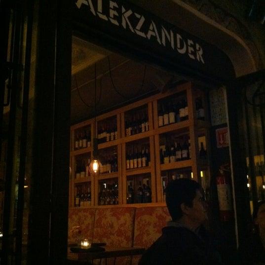 Снимок сделан в Alekzander пользователем Clau O. 4/7/2012