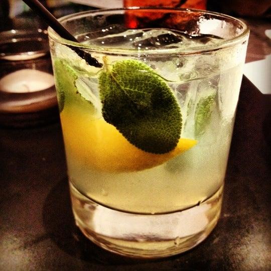 Das Foto wurde bei Campagnolo Restaurant + Bar von ✈️Cordell333 C. am 7/7/2012 aufgenommen