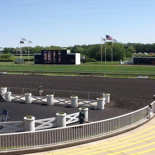 5/16/2012にKarin B.がArlington International Racecourseで撮った写真