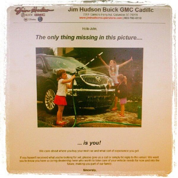Buick Dealership Columbia Sc: Jim Hudson Buick GMC