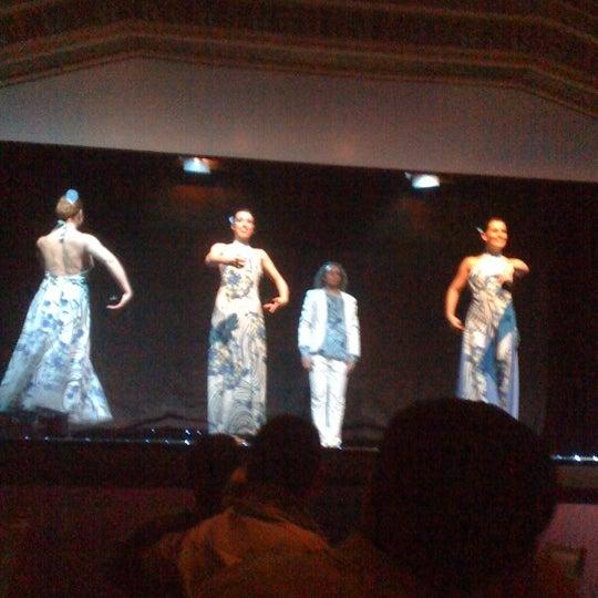 Снимок сделан в Palacio del Flamenco пользователем Marco B. 3/1/2012