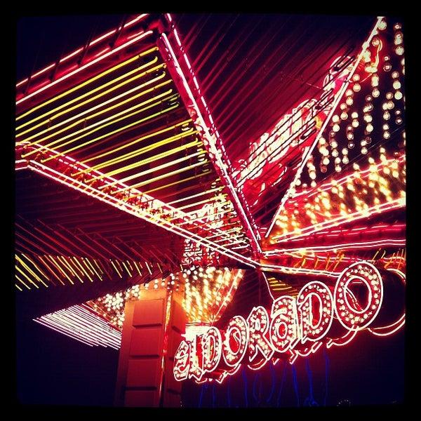 Снимок сделан в Eldorado Resort Casino пользователем Zac R. 9/10/2012