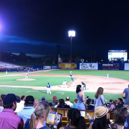 Photo prise au Cashman Field par Tony P. le5/18/2012