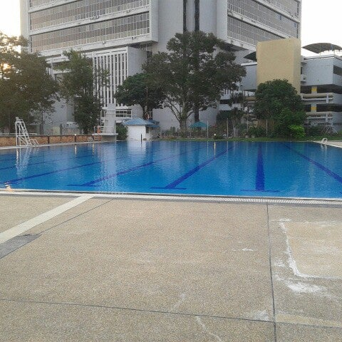 P O Taken At Swimming Pool Atm By Afiqah K On