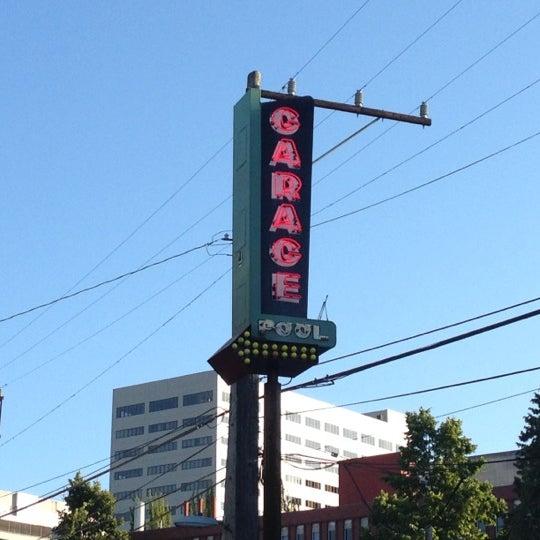 Garage Billiards (Now Closed)
