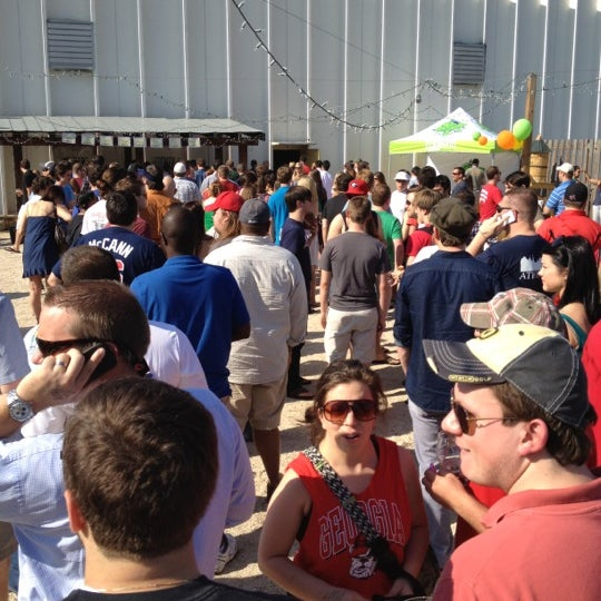 4/14/2012にRandy S.がTerrapin Beer Co.で撮った写真