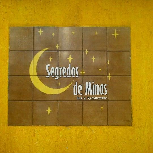 Снимок сделан в Segredos de Minas пользователем Edgar C. 8/28/2012