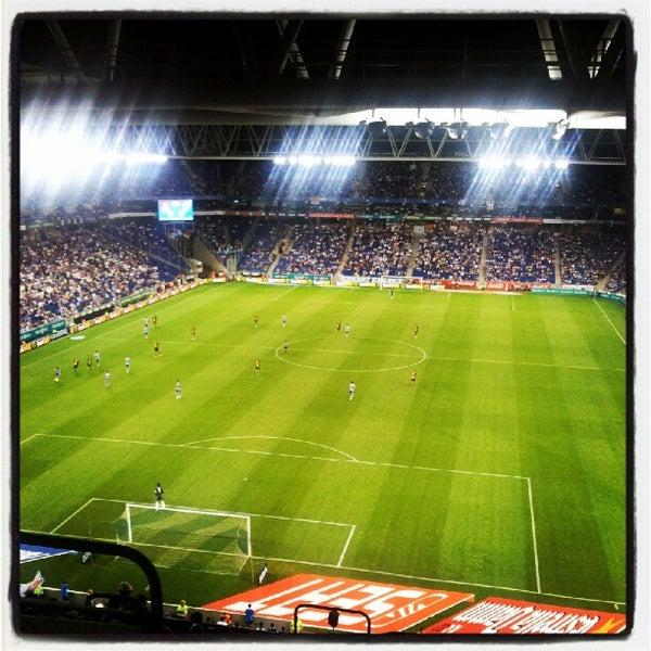 Foto diambil di RCDE Stadium oleh Marc Albert G. pada 8/25/2012