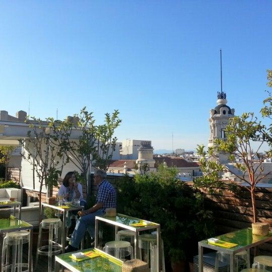 Foto scattata a Hotel de las Letras da Borja V. il 9/4/2012