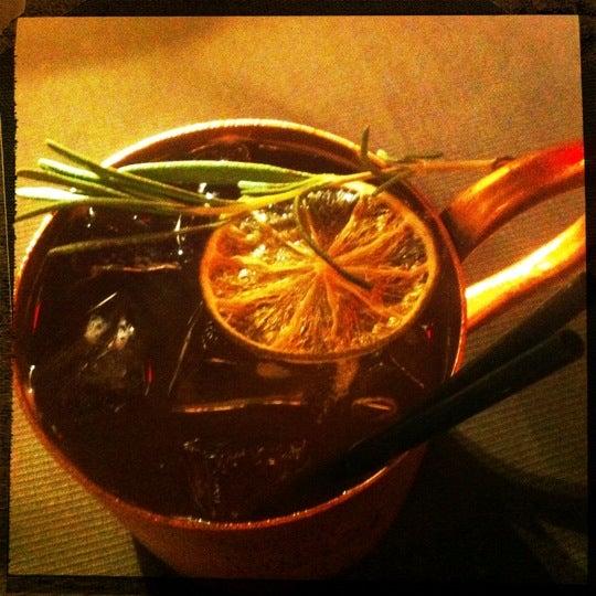 Foto tomada en Brasserie Pushkin por Isabel B. el 6/7/2012