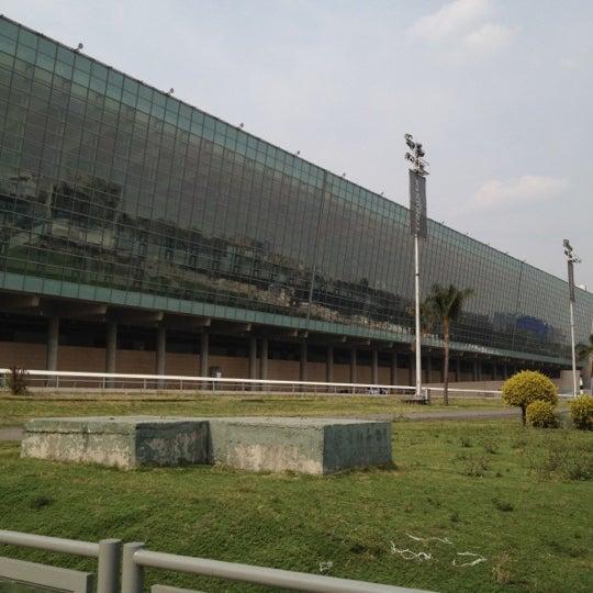 Foto tomada en Centro Banamex por Avo R. el 2/22/2012