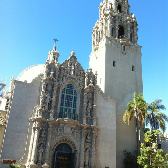 Photo prise au San Diego Museum of Man par Sarah C. le7/27/2012