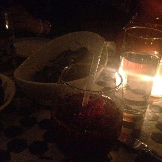 Foto scattata a Nomad Restaurant da Zhu Z. il 2/25/2012