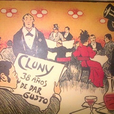 Снимок сделан в Cluny пользователем Irene M. 9/9/2012