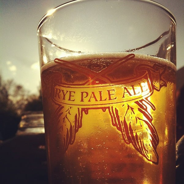 3/16/2012にMollyがTerrapin Beer Co.で撮った写真