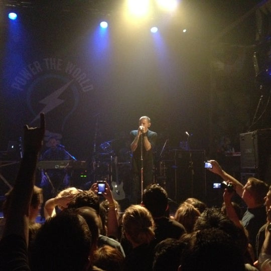 Foto scattata a House of Blues Sunset Strip da Brandon R. il 5/19/2012