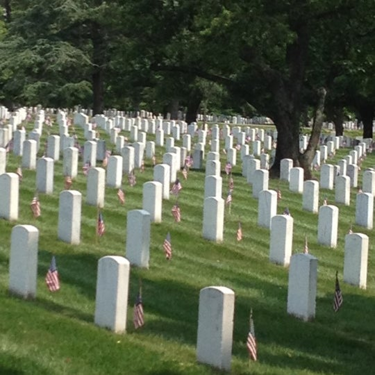 Foto scattata a Arlington National Cemetery da Carrie C. il 5/26/2012