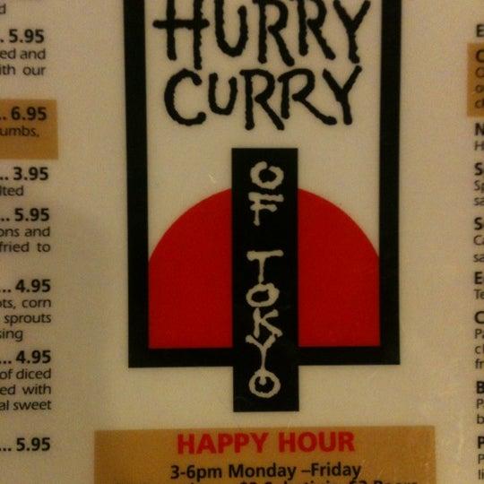 Foto tirada no(a) Hurry Curry of Tokyo por Jazmin B. em 5/17/2012