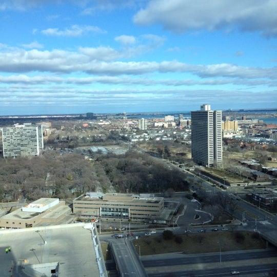Foto scattata a Greektown Casino-Hotel da Jon L. il 2/18/2012