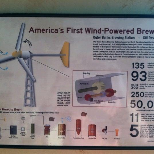 6/1/2012에 DJ D.님이 Outer Banks Brewing Station에서 찍은 사진